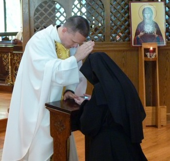 Praying for Cloistered Nuns November 21, 2015